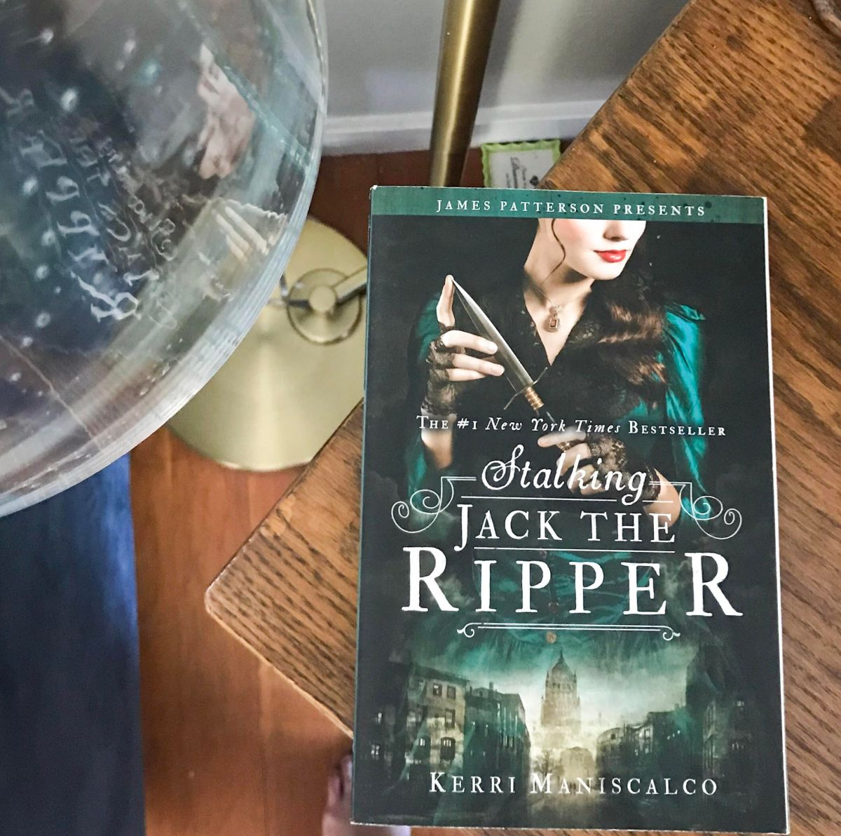 Book Review: Stalking Jack the Ripper