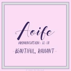 UniqueGirl-Aoife