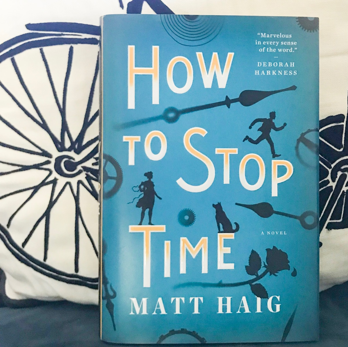 Book Review: How to Stop Time