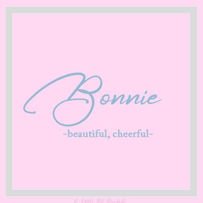 Unique-Girl-Bonnie
