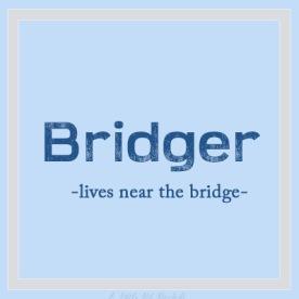 UniqueBName-Bridger