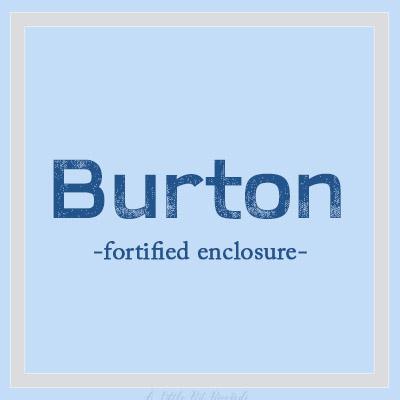 UniqueBName-Burton