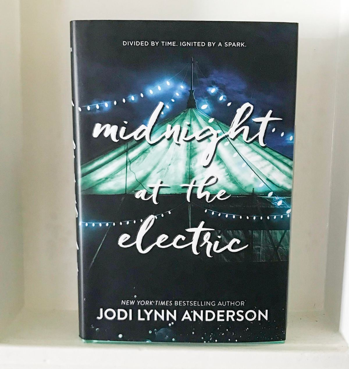 February TBBC Book Review: Midnight at the Electric