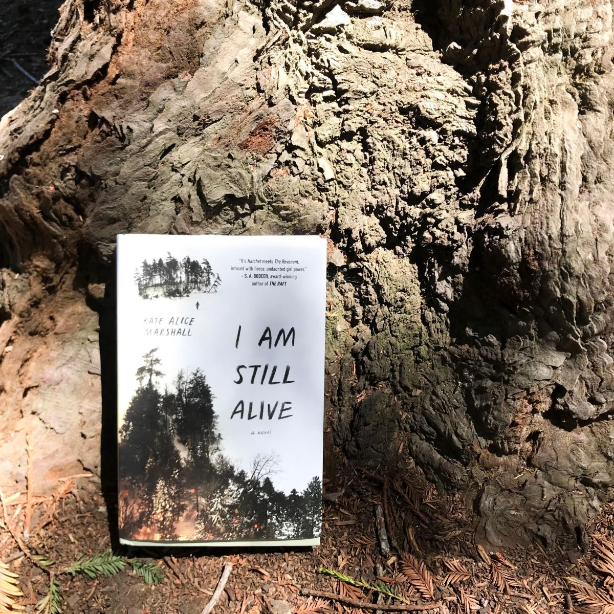 Book Review: I Am Still Alive