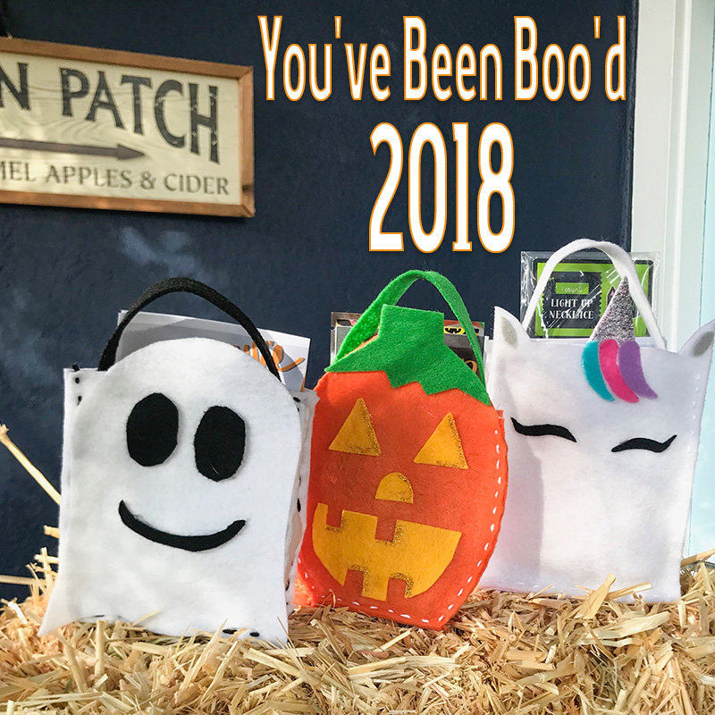 You've Been Boo'd 2018